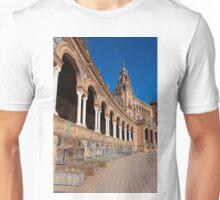 Spain square,Sevilla Unisex T-Shirt