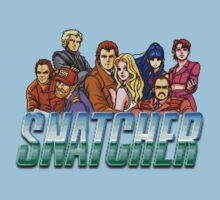 Snatcher Crew - Pixel Glitch T-Shirt