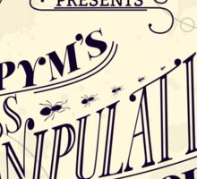 Pym's ( Stickers and Labels )  Sticker