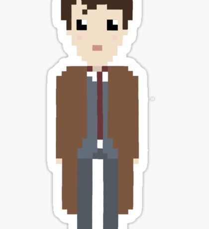 The 10th Doctor Sticker
