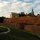 Old Warsaw by Zach Chadim