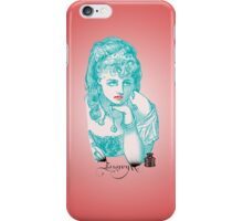 Dainty & Indelicate iPhone Case/Skin
