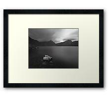 """Dove Lake"" ∞ Cradle Mountain, Tasmania - Australia Framed Print"