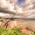 Dawlish Air Show by Rob Hawkins