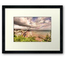 Dawlish Air Show Framed Print