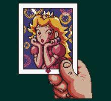 Princess Peach ♥ - Pixel Glitch by Pixel Glitch