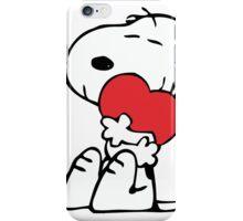 Snoopy - Peanuts iPhone Case/Skin