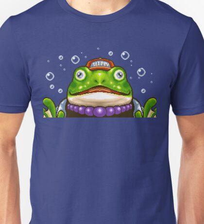 Slippy - Pixel Glitch Unisex T-Shirt