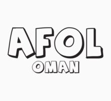 AFOL Oman by Customize My Minifig by ChilleeW