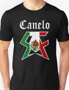 Saul Alvarez Canelo Unisex T-Shirt