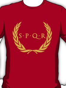 Senātus Populusque Rōmānus T-Shirt