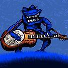 Bluegrass Dobro by Tom Godfrey