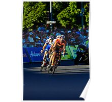 The Peleton, Tour Down Under 2012, Down Under Classic Poster