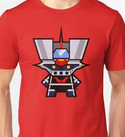 Mekkachibi Mazinger Z Unisex T-Shirt