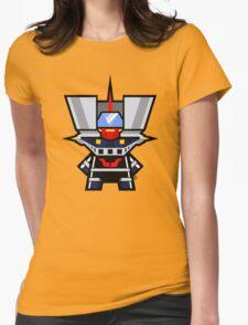 Mekkachibi Mazinger Z Womens Fitted T-Shirt