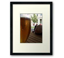 durst Framed Print