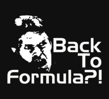 Back to Formula?! Kids Tee