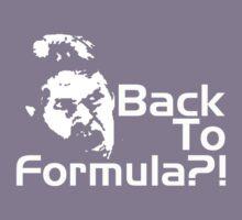 Back to Formula?! Kids Clothes
