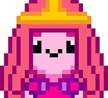 Adventure Time - Little Princess Bubblegum by geekmythology