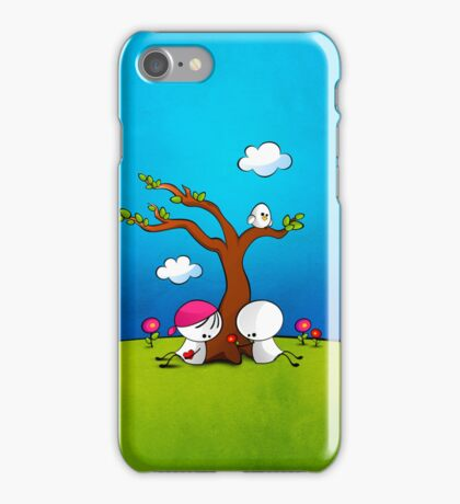 Lovely Spring iPhone Case/Skin