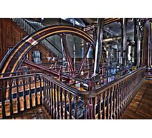 engine room Photographic Print