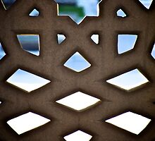 Fretwork, Eternal Flame, Baku, Azerbaijan by Lisa Hafey