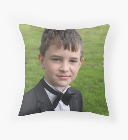 It`s All In The Look Throw Pillow