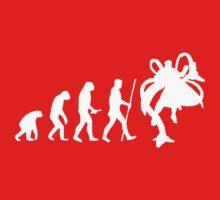 Evolution of Ock Kids Tee