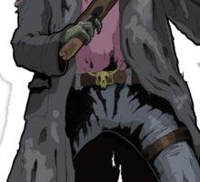 Undead Cowboy Redux Sticker