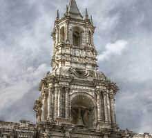 Basilica Cathedral of Arequipa by malicious