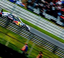 Miguel Molina DTM - Brands Hatch 2012 by Lynchie