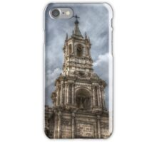 Basilica Cathedral of Arequipa iPhone Case/Skin