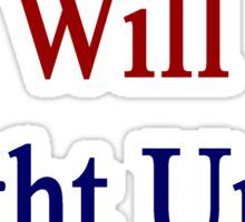 This Cuban Will Fight Until The End  Sticker