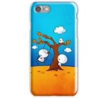 Lovely Autumn iPhone Case/Skin