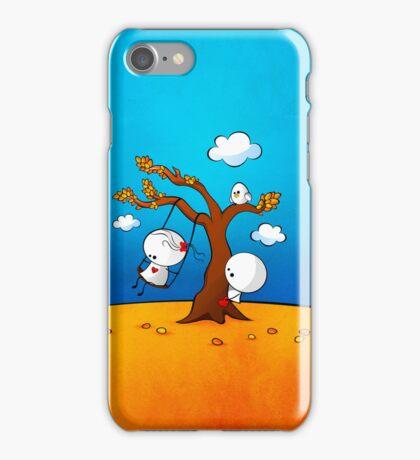 Lovely Autumn iPhone Case/Skin
