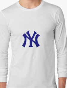 yankees Long Sleeve T-Shirt