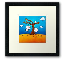 Lovely Autumn Framed Print