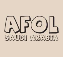 AFOL Saudi Arabia by Customize My Minifig by ChilleeW