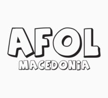 AFOL Macedonia by Customize My Minifig by ChilleeW