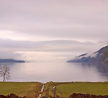 Loch Ness by Ian Middleton