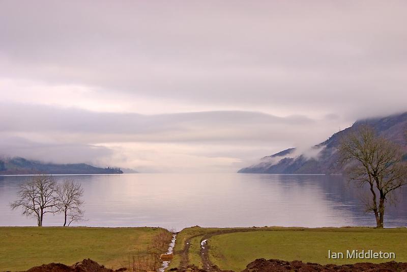 Loch Ness by Ian Middleton