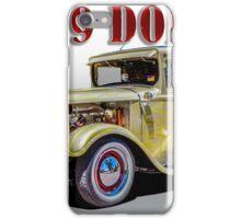 1929 Dodge Hotrod iPhone Case/Skin