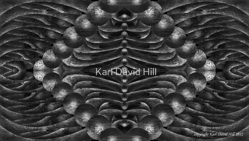 That way madness lies 001 by Karl David Hill