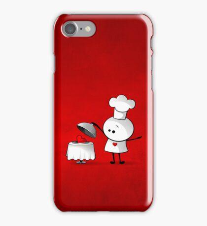 Cute Chef iPhone Case/Skin