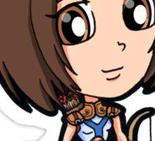 LoD - Legend of Dragoon Shana Chibi Sticker
