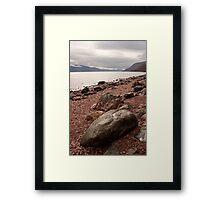 Morning over Loch Ness Framed Print