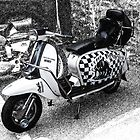 Lambretta by Paul Howarth