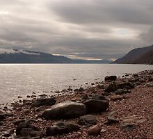 Morning over Loch Ness by Ian Middleton