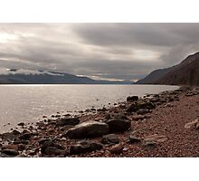 Morning over Loch Ness Photographic Print