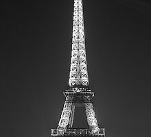 Eiffel Tower by Florian Besnard